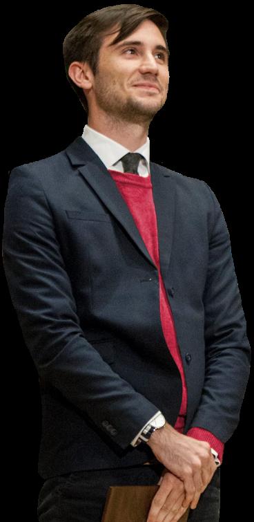 Daniel Virga, '17